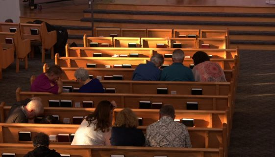 """2018 Fall Week of Prayer #4 """"Witnessing to Friends and Family"""" — Kameron DeVasher"""