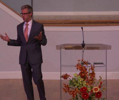 "2018 Fall Week of Prayer #7 ""The Secret of Our Success"" — Mark Howard"